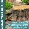 How to build a backyard waterfall Photo - 1