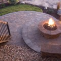 How to build backyard fire pit Photo - 1