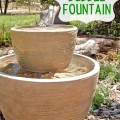 How to make a backyard fountain Photo - 1