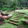 Landscape backyard design ideas Photo - 1