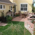 Landscape design for small backyard Photo - 1