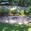 Landscaping a backyard Photo - 1