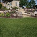 Landscaping ideas for a sloped backyard Photo - 1