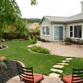 Landscaping ideas for backyard on a budget Photo - 1
