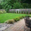 Large backyard landscape ideas Photo - 1