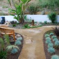 Mediterranean backyard landscaping ideas Photo - 1