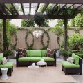 Patio ideas for backyard Photo - 1