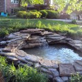 Pictures of backyard ponds Photo - 1