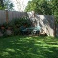 Small backyard landscape ideas Photo - 1