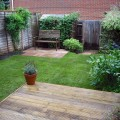Small backyard makeover Photo - 1