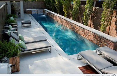 Small backyard swimming pools Photo - 1