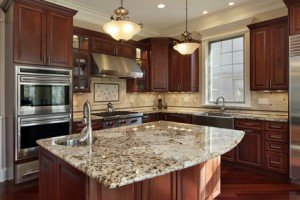 10x10 Kitchen Remodel Cost. A Newly Remodeled Kitchen With ...