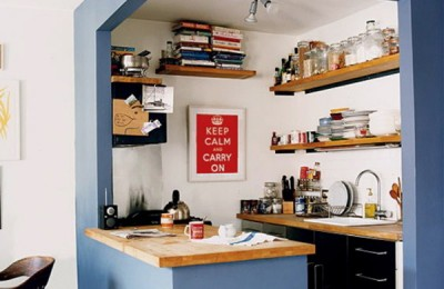 Diy small kitchen ideas Photo - 1