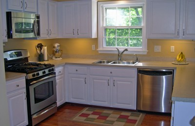 Ideas to remodel a small kitchen Photo - 1
