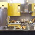 Kitchen colors for small kitchen Photo - 1
