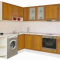 Kitchen furniture for small kitchen Photo - 1