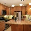 Kitchen lighting ideas small kitchen Photo - 1