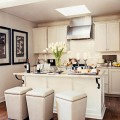 Kitchen seating for small spaces Photo - 1