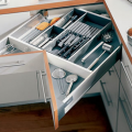 Kitchen storage solutions small spaces Photo - 1