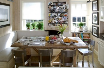 Kitchen tables small spaces Photo - 1