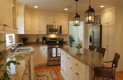 Lighting for small kitchens Photo - 1