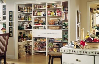 Organizing small kitchens Photo - 1
