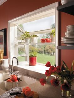 Small Bay Windows For Kitchen Large And Beautiful Photos
