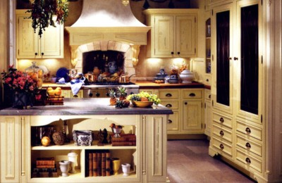 Small country kitchen decorating ideas Photo - 1
