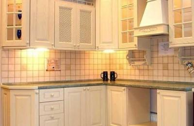 Small kitchen cabinets design Photo - 1