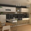 Small kitchen furniture Photo - 1
