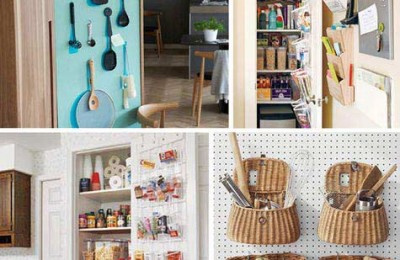 Small kitchen organizing ideas Photo - 1