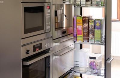 Small kitchen storage solutions Photo - 1