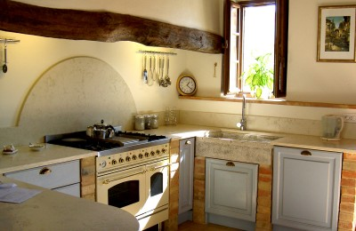 Small rustic kitchens Photo - 1