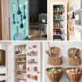 Storage ideas for small kitchens Photo - 1