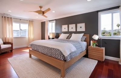 Accent wall bedroom Photo - 1