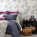 Accent wallpaper bedroom Photo - 1