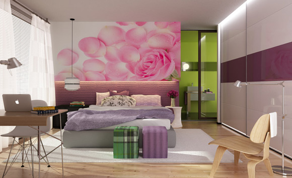 Awesome bedrooms for girls - large and beautiful photos. Photo to ...