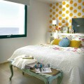 Bedroom accent wall ideas Photo - 1
