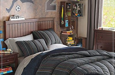 Bedroom decorating ideas for teenage guys Photo - 1