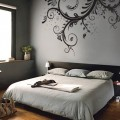 Bedroom wall decals ideas Photo - 1