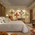 Bedroom wallpaper designs Photo - 1