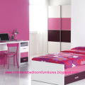 Colored bedroom furniture Photo - 1