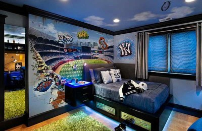 Cool bedrooms for teenage guys Photo - 1