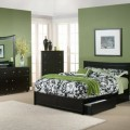 Dark color bedroom ideas Photo - 1