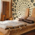 Decorating ideas for bedroom walls Photo - 1