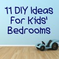 Diy kids bedroom ideas Photo - 1