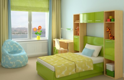 Kids bedroom gallery Photo - 1