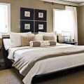 Master bedroom wall ideas Photo - 1