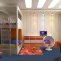 Modern kids bedroom Photo - 1