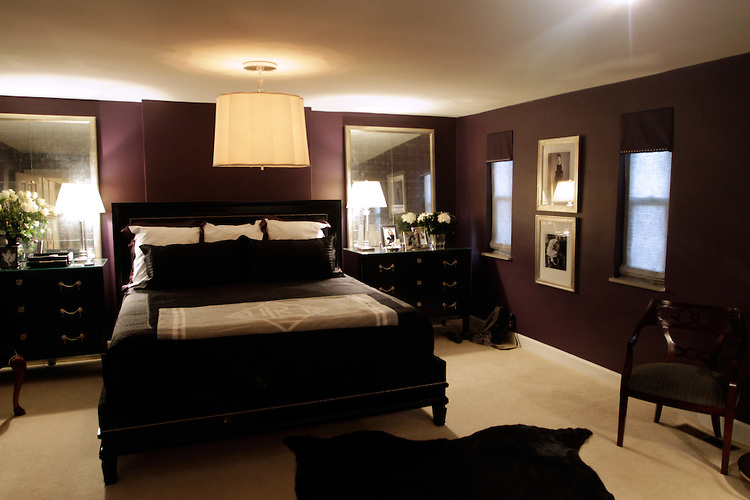 Plum Colored Bedroom Ideas